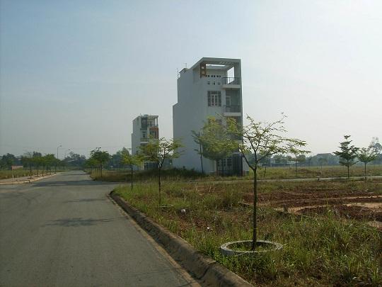Ảnh thực tế đô thị Bình Nguyên 9