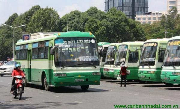 Bến xe Buyt Đại học Quốc Gia TPHCM