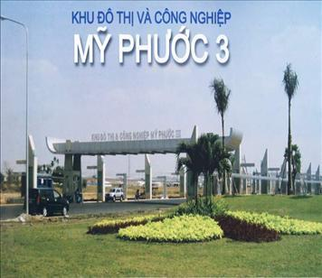 Khu Cong Nghiep My Phuoc 3
