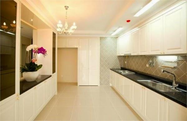Phòng bếp Topaz city