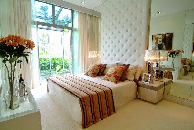 Phòng ngủ căn hộ Topaz City