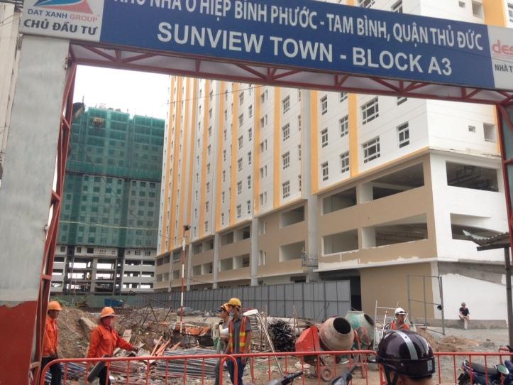 Tiến độ sunview town-Block A3.1