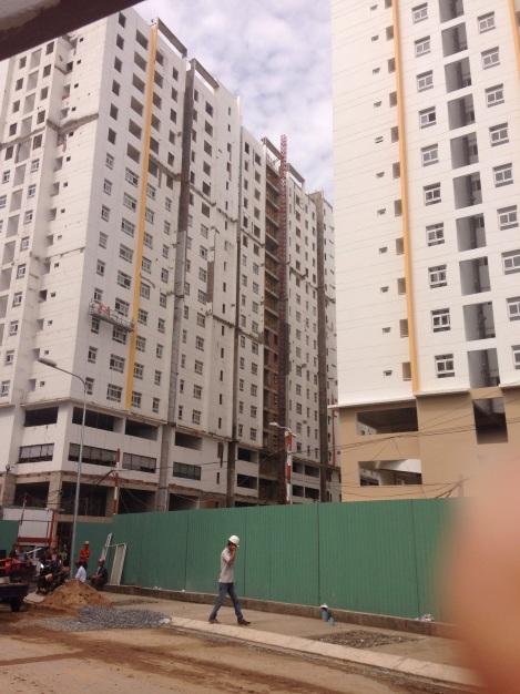 Tiến độ dự án căn hộ sunview town 10/08/2015
