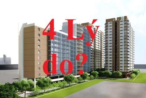 Có nên mua căn hộ Luxcity quận 7
