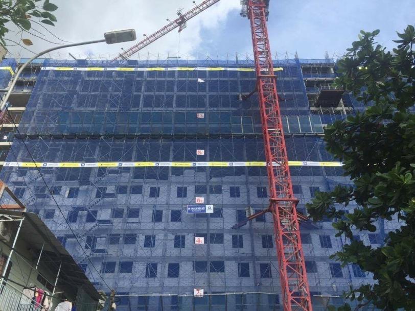 Tiến độ dự án Sài Gòn Metro Park tháng 7/2016