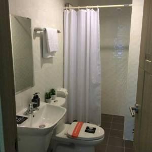 Nhà mẫu căn hộ Saigon Metro Park - Phòng tắm