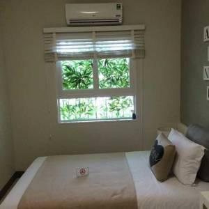 Nhà mẫu căn hộ Saigon Metro Park - Phòng ngủ