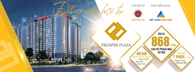 Căn hộ Prosper Plaza