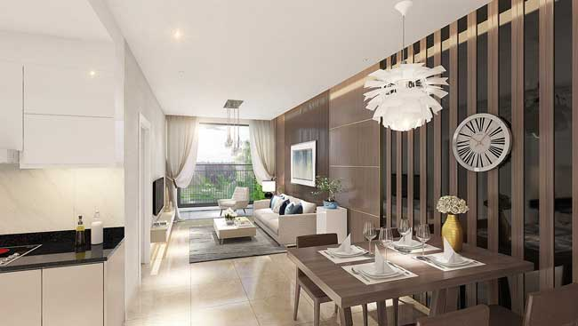 Nhà mẫu căn hộ Sài Gòn Gateway