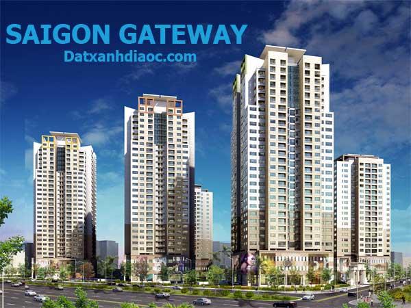 Phối cảnh căn hộ Sài Gòn Gateway