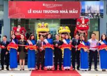 Khai trương nhà mẫu dự án căn hộ Saigon Gateway