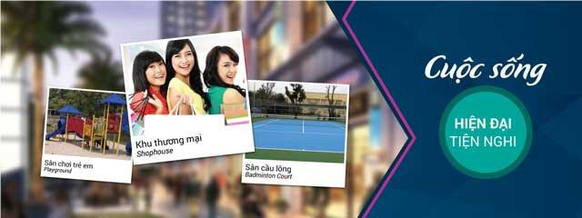 Tiện ích căn hộ Saigon Metro Park 2