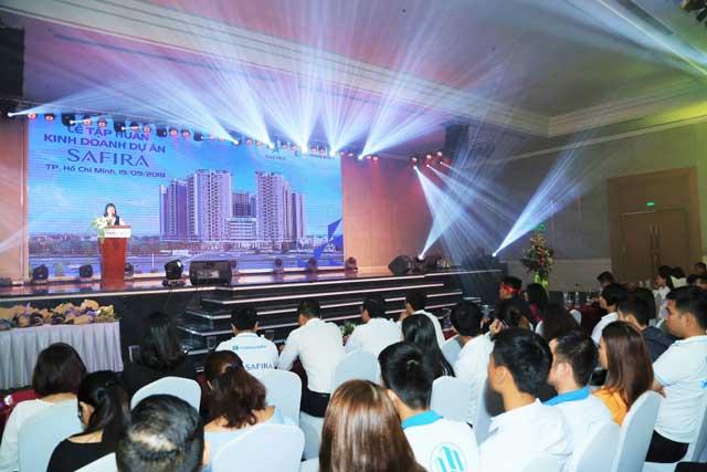 Lễ ra quân dự án Safira Khang điền 2