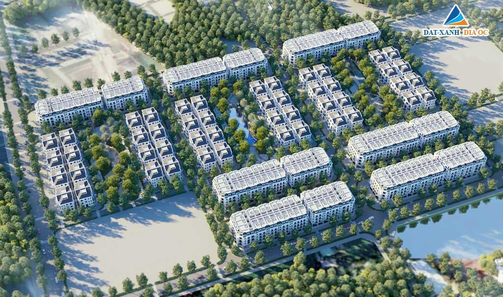 Phối cảnh dự án Eurowindow twin Park Gia Lâm
